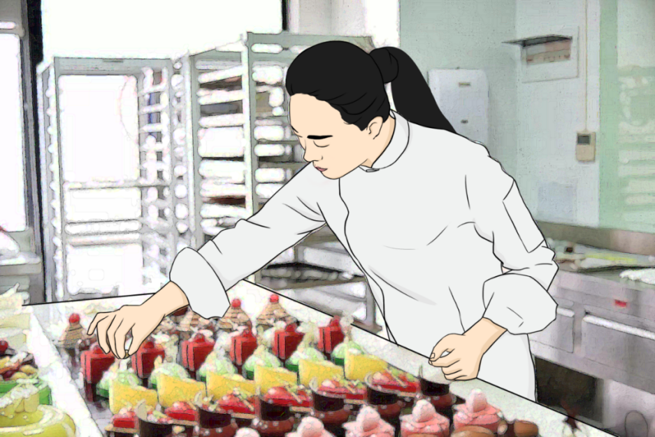 省呗用户故事丨90后甜品师深陷债务危机,看她如何扭转乾坤
